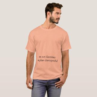 Erhalten Sie es recht! T-Shirt