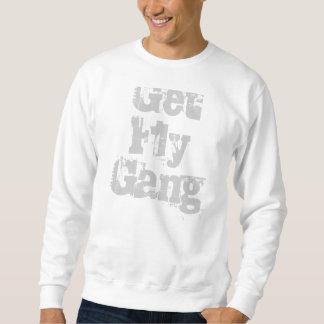 Erhalten Sie Fliegen-Gruppe Sweatshirt