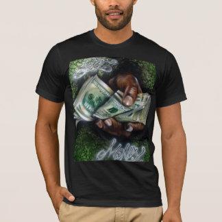 Erhalten Sie Geldgraffiti-Kunst-Shirt T-Shirt