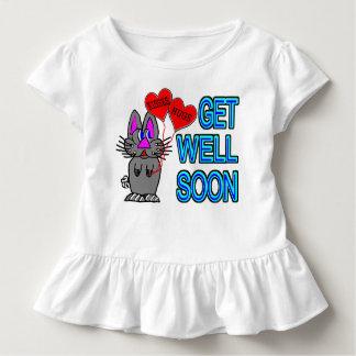 Erhalten Sie gut bald Kleinkind T-shirt