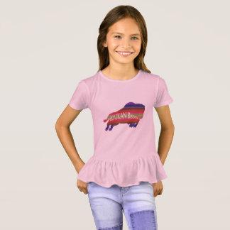 Erhalten Sie Ihrem EDDIE den BISON T-Shirt