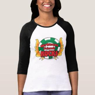 Erhalten Sie Ihren Felsen an!!! T-Shirt