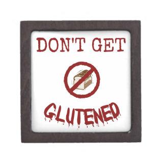 Erhalten Sie nicht Glutened Kiste