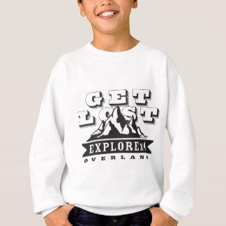 Erhalten Sie verlorenes ExploreX4 Sweatshirt