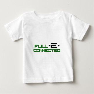 Erhalten Sie Volles-e angeschlossen Baby T-shirt