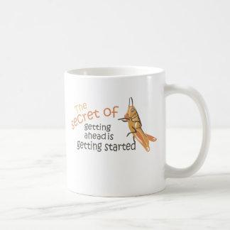 Erhalten voran der geheimen Tassen