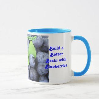 Erhaltene Blaubeeren? Tasse