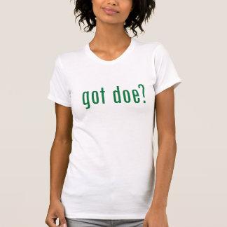 erhaltene Damhirschkuh T-Shirt