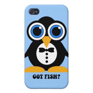 erhaltene Fische iPhone 4 Hüllen