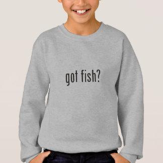 erhaltene Fische? Sweatshirt