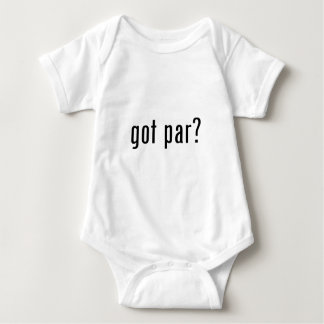 erhaltene Gleichheit? Baby Strampler