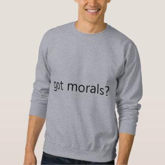 Erhaltene Moral Sweatshirt