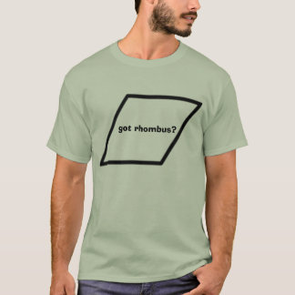 erhaltene Raute? T-Shirt