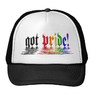 Erhaltene Stolz-Hüte Netzcap