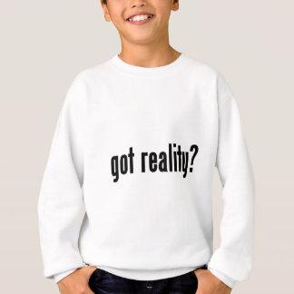 erhaltene Wirklichkeit? Sweatshirt