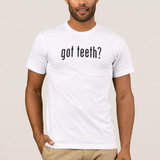 Erhaltene Zähne? T-Shirt