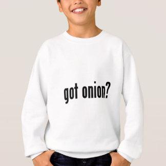 erhaltene Zwiebel? Sweatshirt