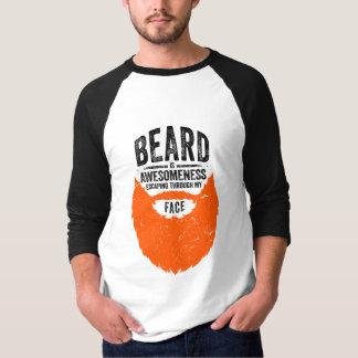 Erhaltener Bart? T-Shirt