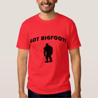 Erhaltener Bigfoot? Hemden