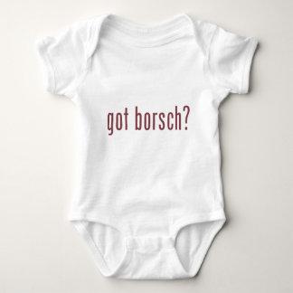 erhaltener Borschtsch? Baby Strampler