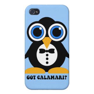 erhaltener Calamari iPhone 4/4S Hülle