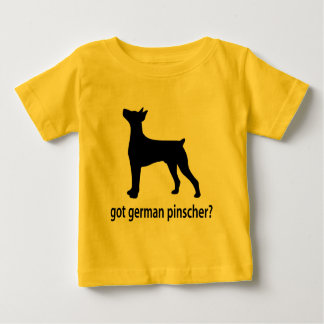 Erhaltener deutscher Pinscher Baby T-shirt