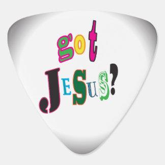 Erhaltener Jesus? Plektron