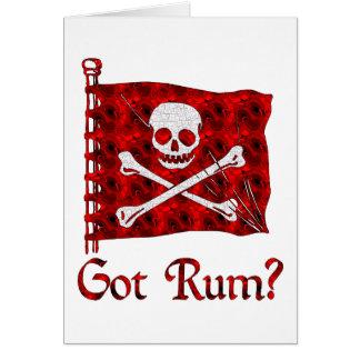 Erhaltener Rum? Karte