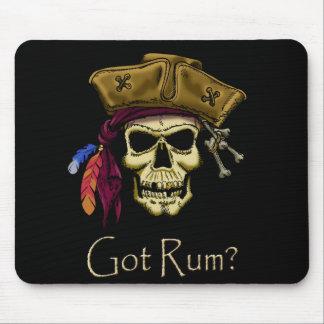 Erhaltener Rum? Mauspads