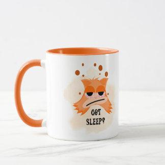 Erhaltener Schlaf? Tasse