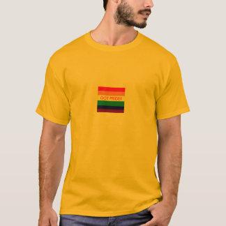 Erhaltener Stolz lange Hülse T-Shirt