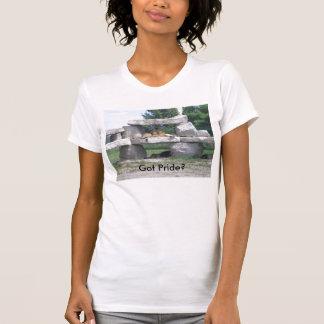 Erhaltener Stolz-T - Shirt