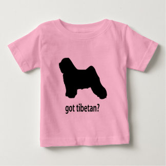 Erhaltener Tibetaner Baby T-shirt
