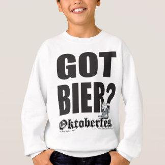 Erhaltenes Bier - Oktoberfest Sweatshirt