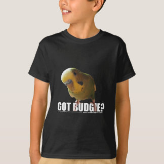 Erhaltenes budgie? T-Shirt