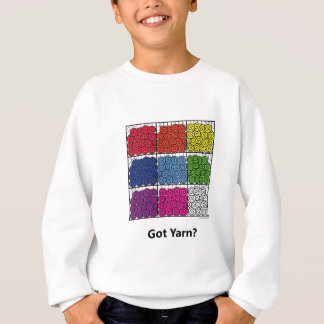 Erhaltenes Garn? Sweatshirt