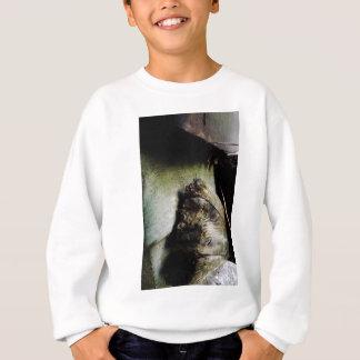 Erhaltenes Holz Sweatshirt