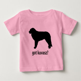 Erhaltenes Kuvasz Baby T-shirt