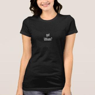 erhaltenes Lithium? ~ zweipoliges Bewusstsein meds T-Shirt