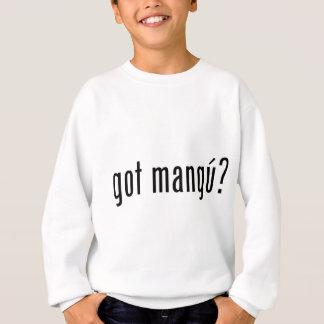 erhaltenes mangu? sweatshirt