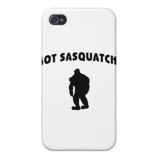 Erhaltenes Sasquatch iPhone 4 Hüllen