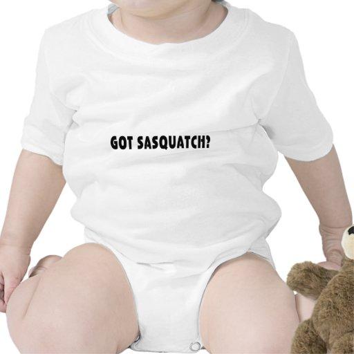 Erhaltenes Sasquatch? Baby Strampler