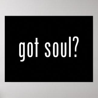 erhaltenes Soul? Poster