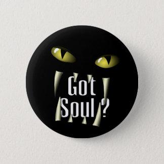 Erhaltenes Soul? Runder Button 5,7 Cm
