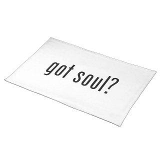 erhaltenes Soul? Tischset