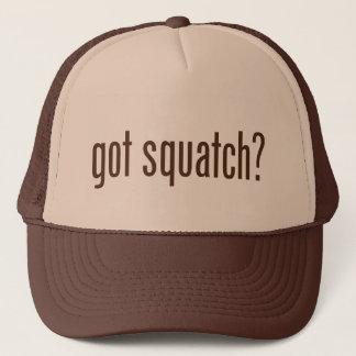 Erhaltenes Squatch? Fernlastfahrer-Hut Truckerkappe