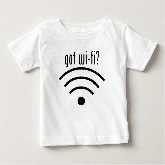 erhaltenes Wi-Fi? Baby T-shirt
