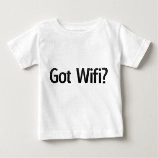 Erhaltenes Wifi? Baby T-shirt