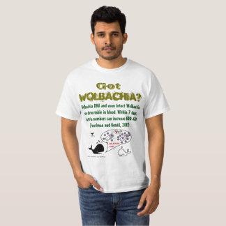 Erhaltenes Wolbachia? durch RoseWrites T-Shirt