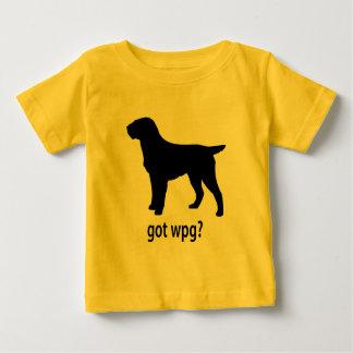 Erhaltenes WPG Baby T-shirt